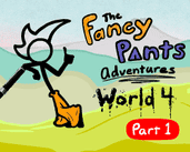 Play The Fancy Pants Adventures: World 4 part 1