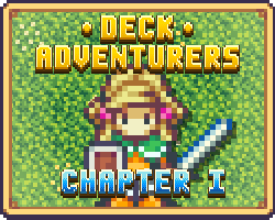 Play Deck Adventurers - Chapter 1